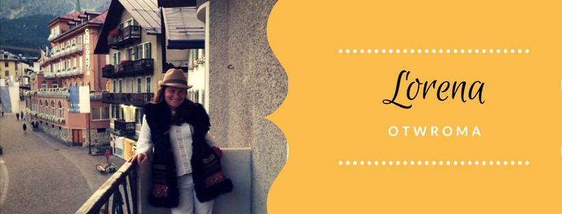 Dal nord al sud con un unico driver…la passione per la moda, Lorena
