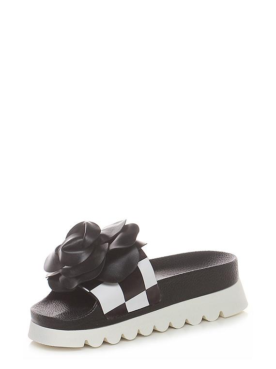 v1b3… slide sandal… I love it