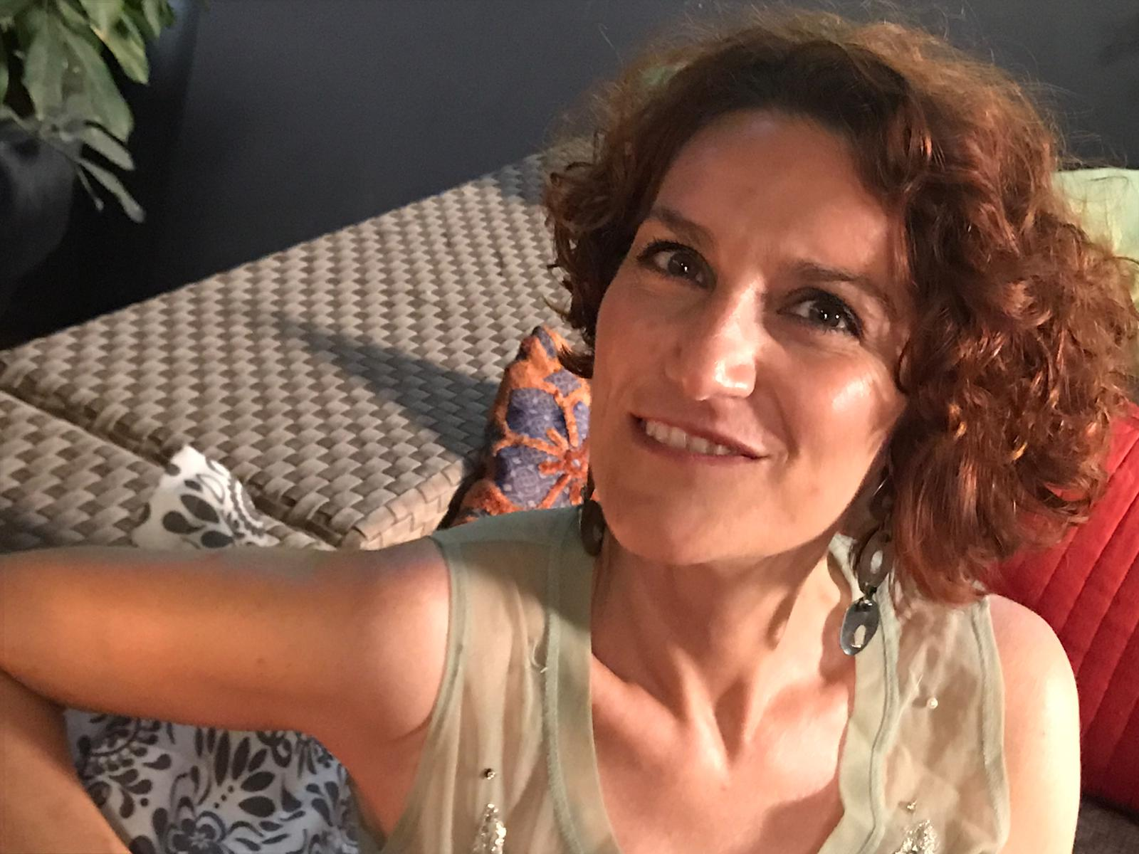 Gabrielle Dellile @HippieMarket – Roma