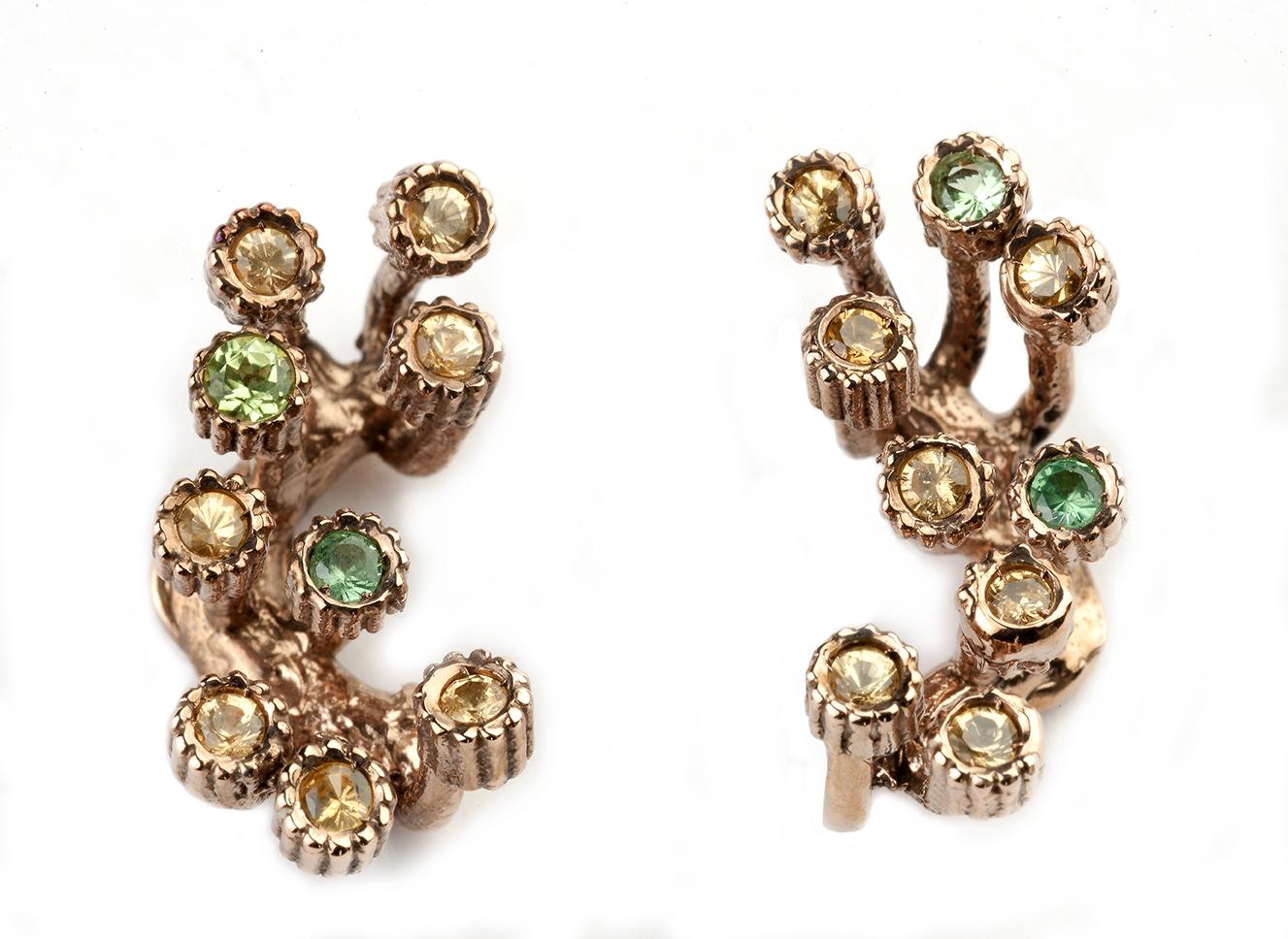 Gabrielle, la mia amica e i suoi gioielli