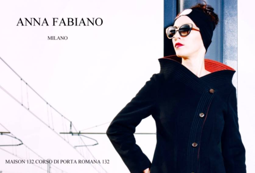 Anna Fabiano apre le porte del suo atelier