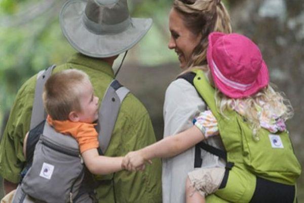 Marsupi porta bebè. Innovazione e comodità