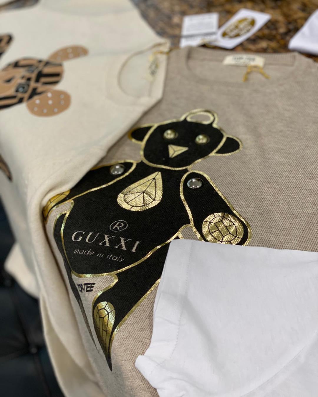 Sandrini & TOP-TEE Luxury T-shirt