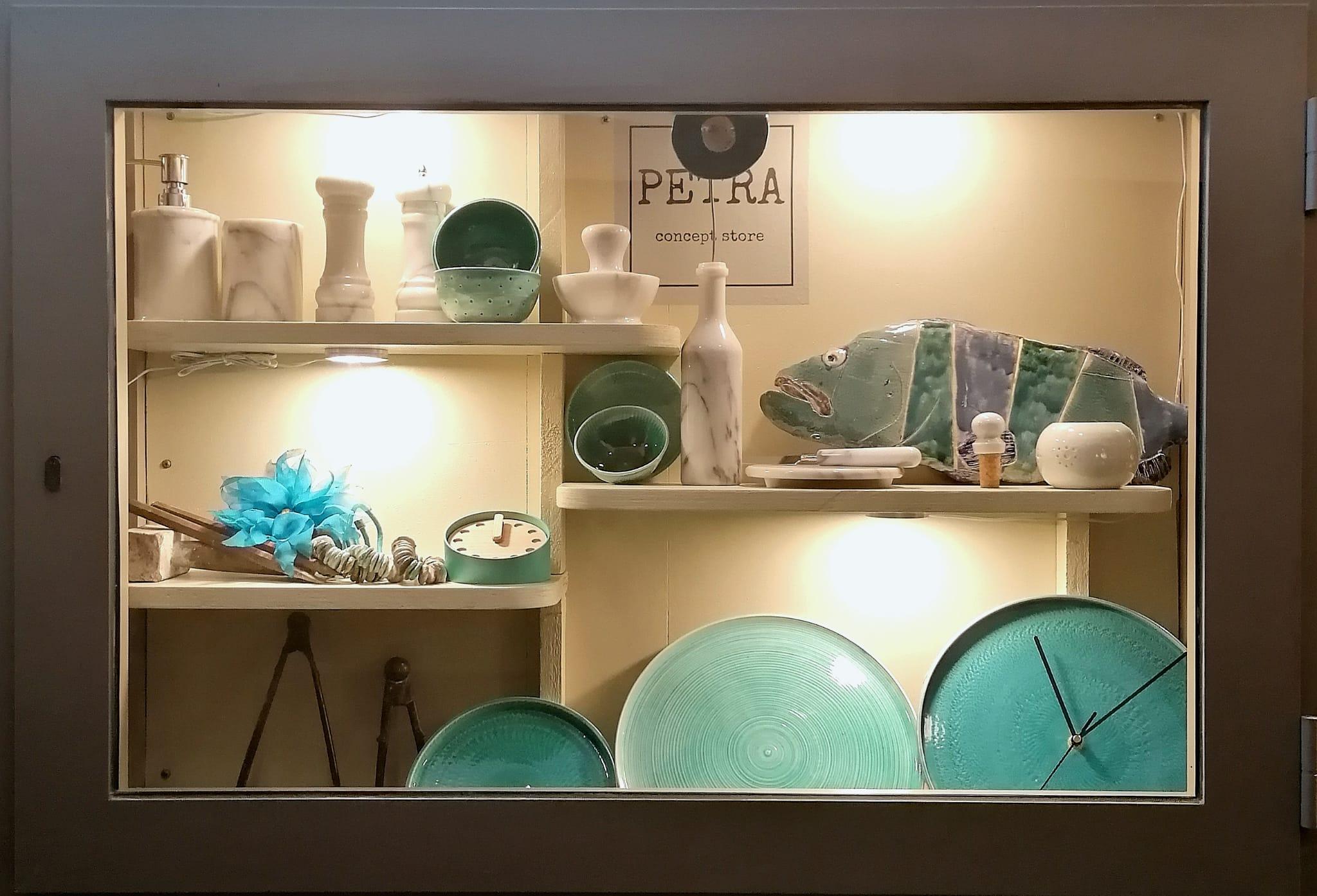 Petra Concept Store, la boutique del Made in Italy
