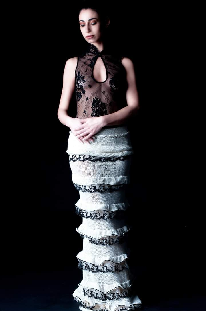 Elena, stilista Knitwear