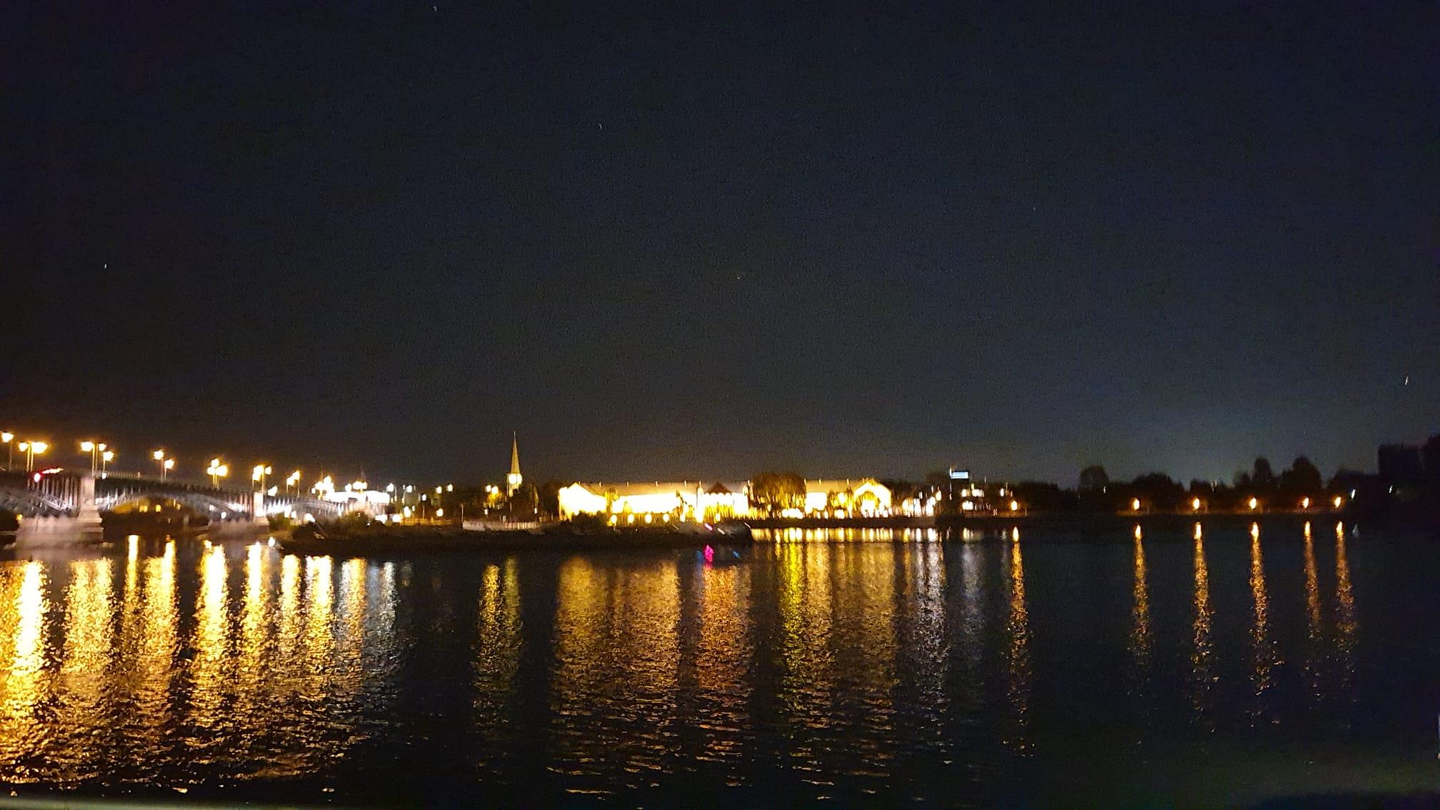La mia avventura a Mainz, Erika