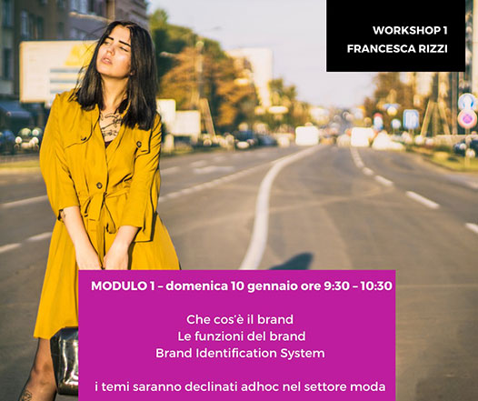 Modulo 1 – Che cos'è il brand – Le funzioni del Brand