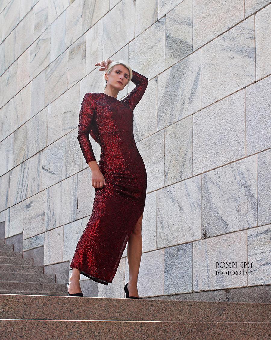 Daniela Simoni indossatrice e modella