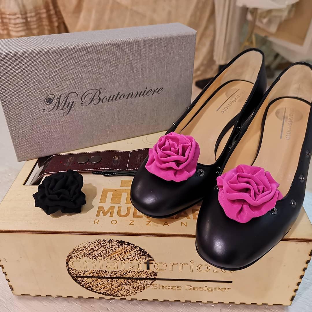 Chiara e il viaggio nel mondo delle scarpe
