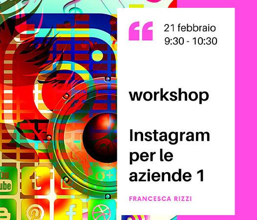 Instagram per le aziende 1