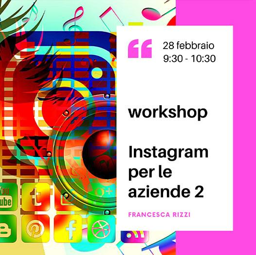 Instagram per le aziende 2