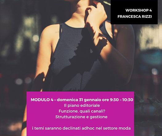 Modulo 4 – Il Pinao editoriale. Struttura e gestione canali.