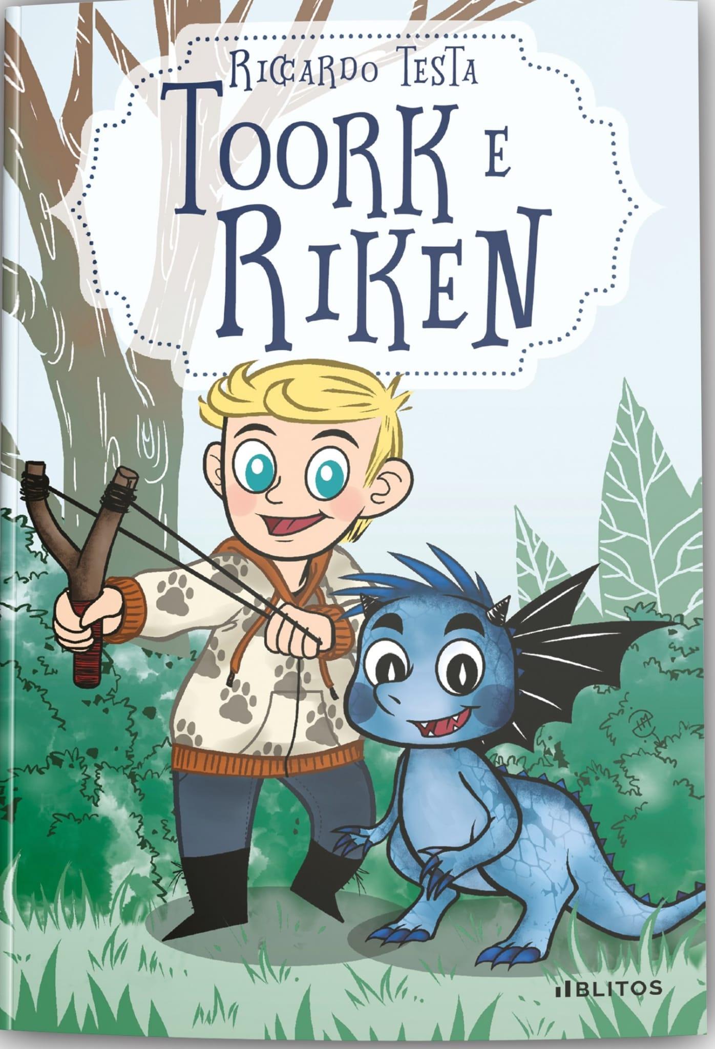 Toork e Riken: una storia di coraggio e amicizia